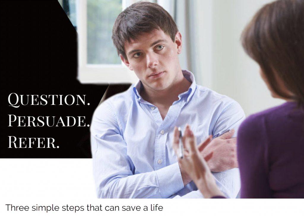 QPR Suicide Prevention Training, Cork