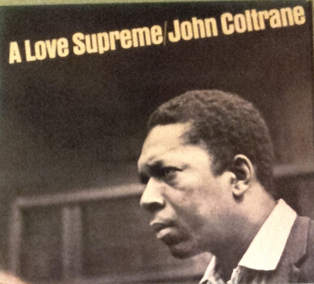 A Love Supreme: Two talks about John Coltrane