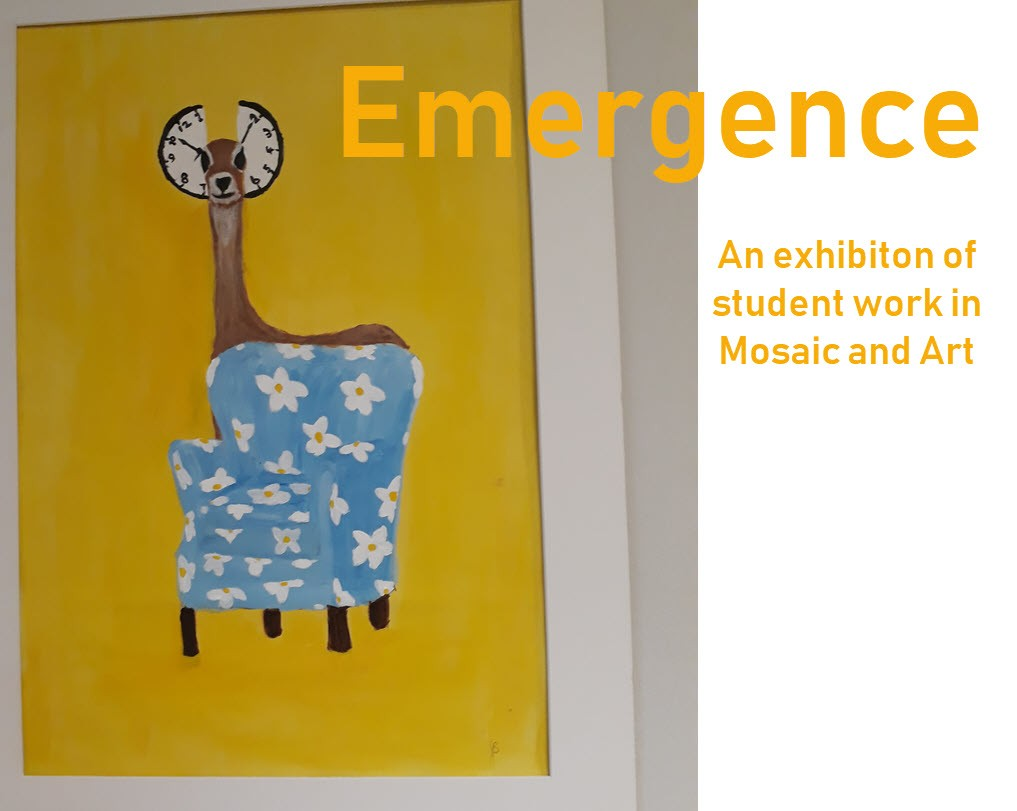 Emergence Exhibition of Students Art