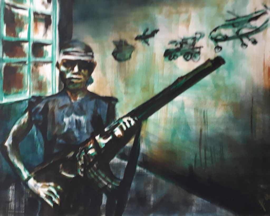 Child Soldier Exhibition