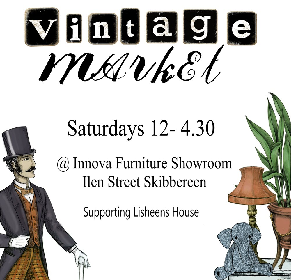 Vintage Market on Saturdays