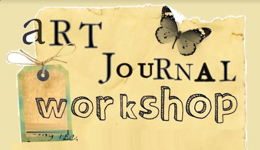 Art Journal Workshop July 12th for 6 weeks